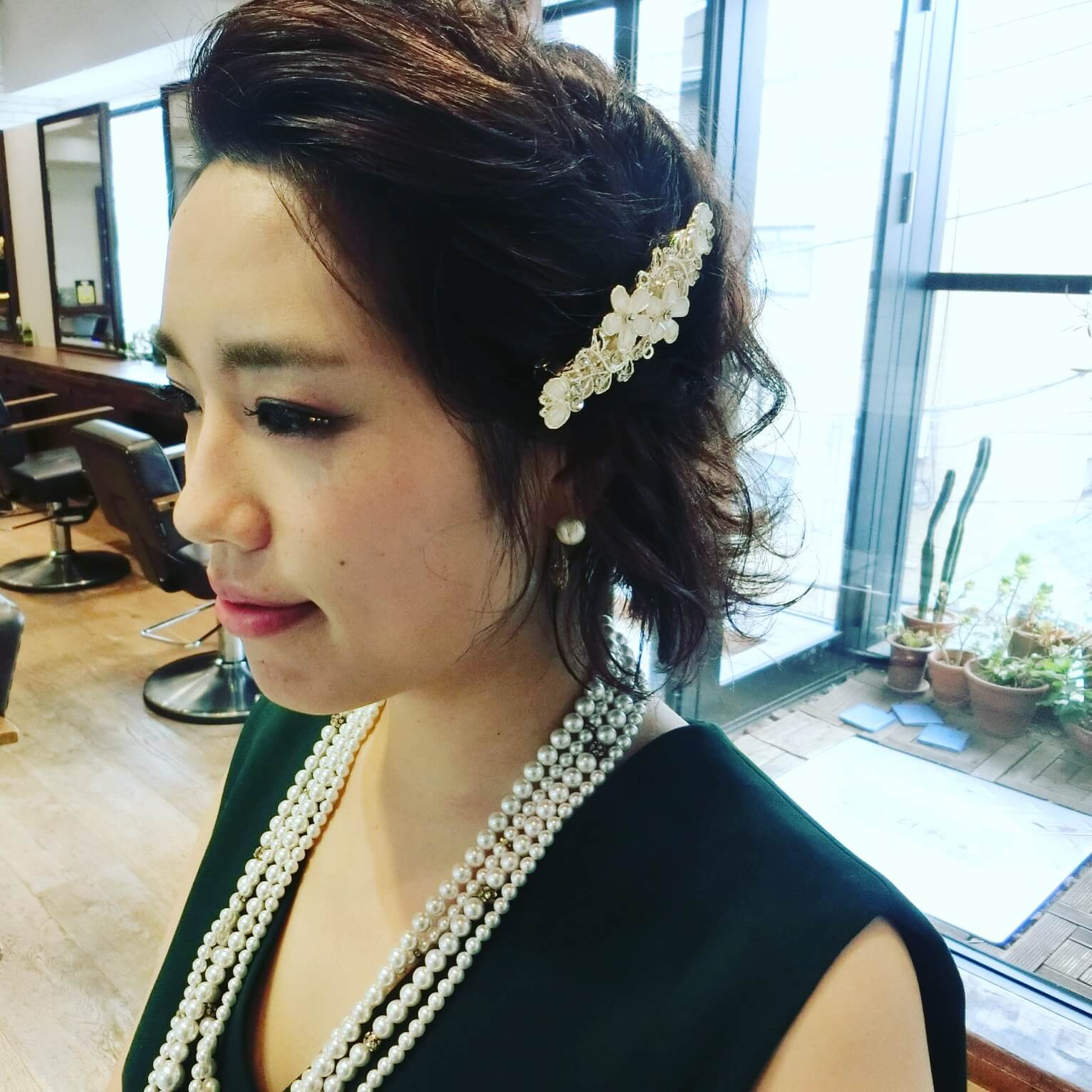 Wedding Hair&Make!