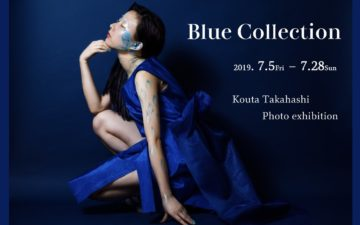blue collection 写真展 個展 髙橋こうた