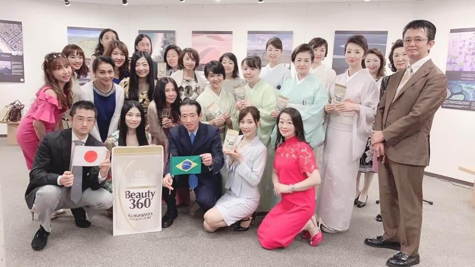 東栄新薬 新製品発表会!キングアガリクス配合「Beatuty360」の魅力とは?